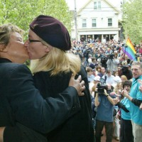 Nation's first same sex marriage