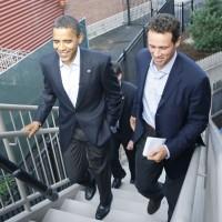 Obama and ABC's Chris Cuomo