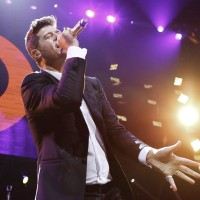 Robin Thicke, Jingle Ball