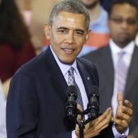 Barack Obama, Deval Patrick, Peter Shumlin, Lincolin Chafee